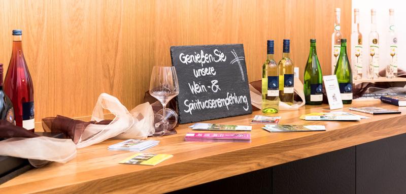 Fränkische Weinauswahl